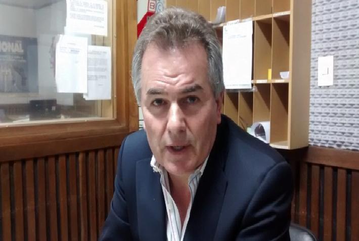 Héctor Gay anunció que irá por la reelección como intendente en Bahía Blanca
