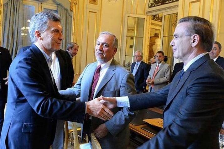 """Pichetto explicó el """"sí"""" a Macri y defendió la política económica de Cambiemos"""