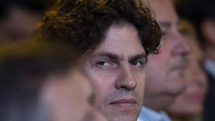 Lousteau, candidato a senador nacional por la Capital Federal