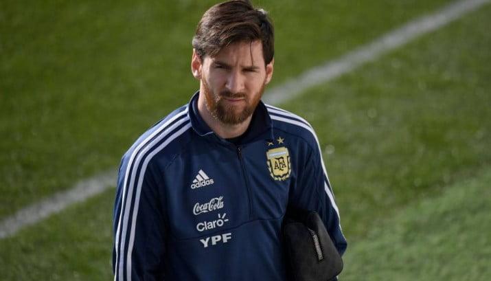 Messi reconoció que Argentina no es favorita en la Copa América de Brasil