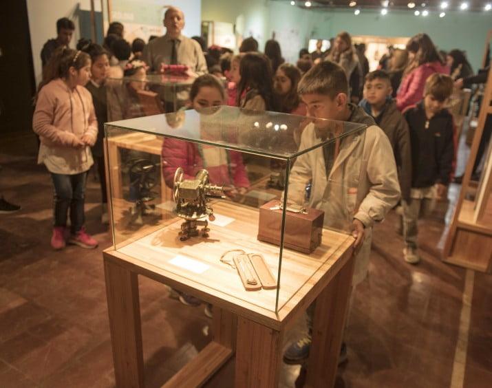 """Comenzó la muestra """"Ruta Darwin"""" en el Museo de Ciencias"""