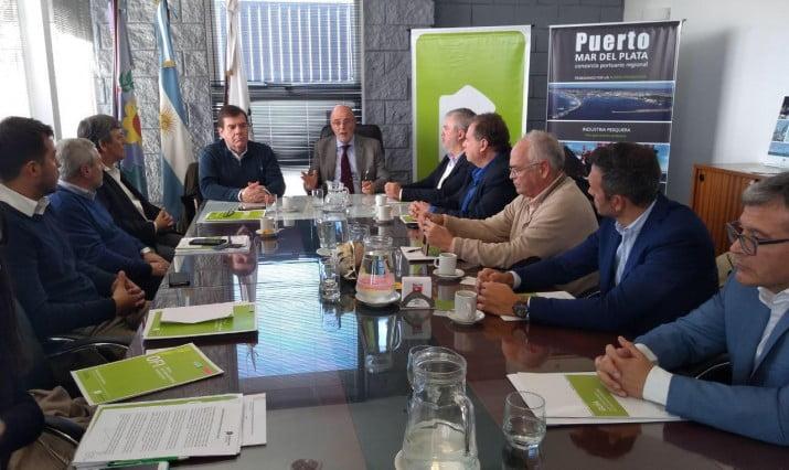 Puerto Bahía Blanca parte del programa anticorrupción bonaerense