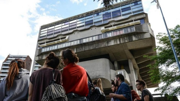 El frío agudizó la crisis de la Biblioteca Nacional