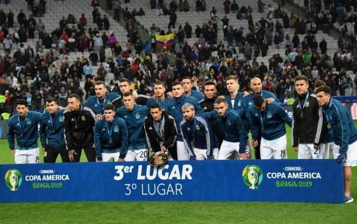 La Selección superó a Chile en un partido lleno de polémicas