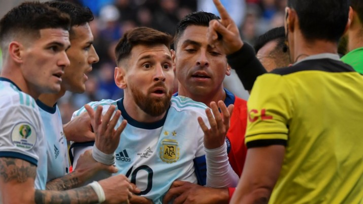 """Messi contra Conmebol: """"No podemos ser parte de esta corrupción"""""""