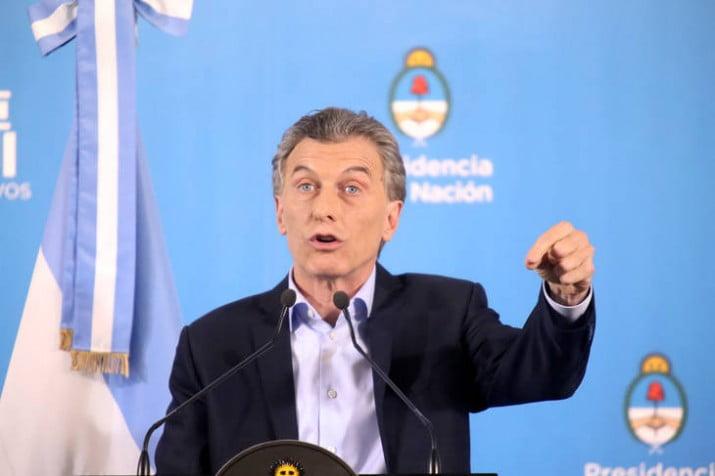 """""""Prepotentes y patoteros"""": Macri volvió a atacar a sindicalistas opositores"""
