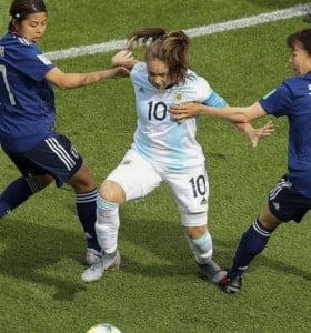 Banini fue borrada de la Selección femenina y apuntó a Borrello
