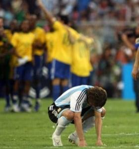 Argentina-Brasil: Historia reciente del clásico copero