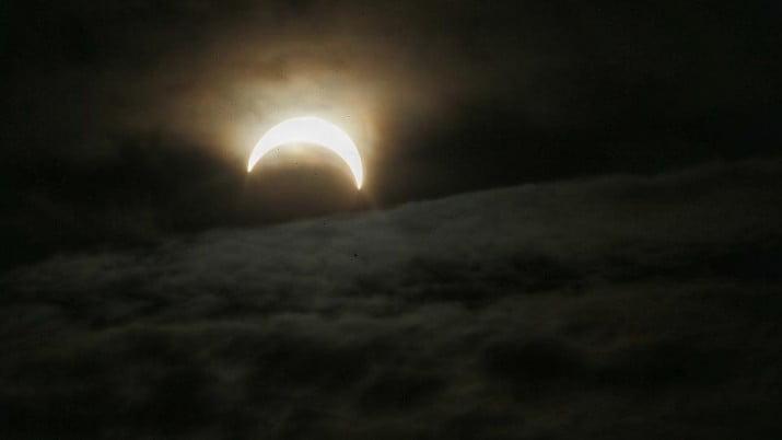 Eclipse solar 2019: el día que hubo dos atardeceres