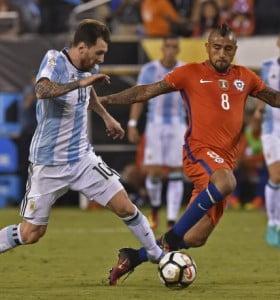 Chile vuelve a cruzarse con la Selección, esta vez por el tercer puesto