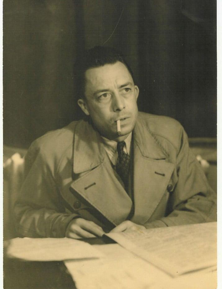 La Biblioteca Nacional trae de vuelta a Camus a la Argentina