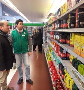Impulsan en Bahía Blanca un relevamiento de precios de productos sin IVA