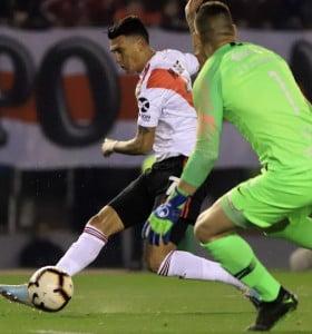 Cerro Porteño vs River por la vuelta de los cuartos de final de la Copa