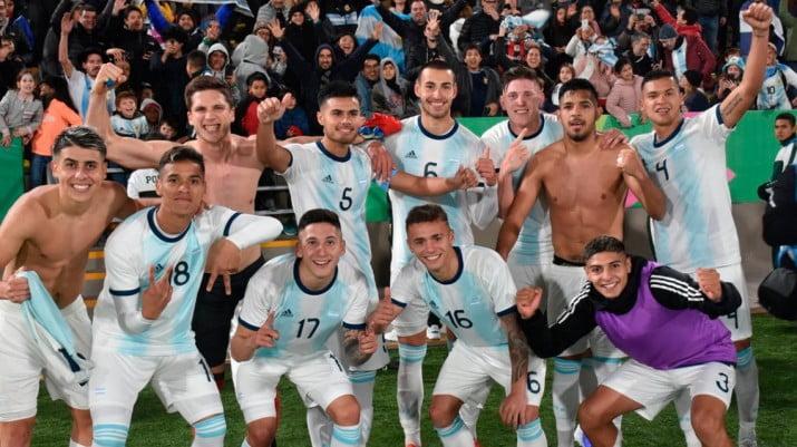 Argentina goleó a Honduras y se alzó con la medalla de oro