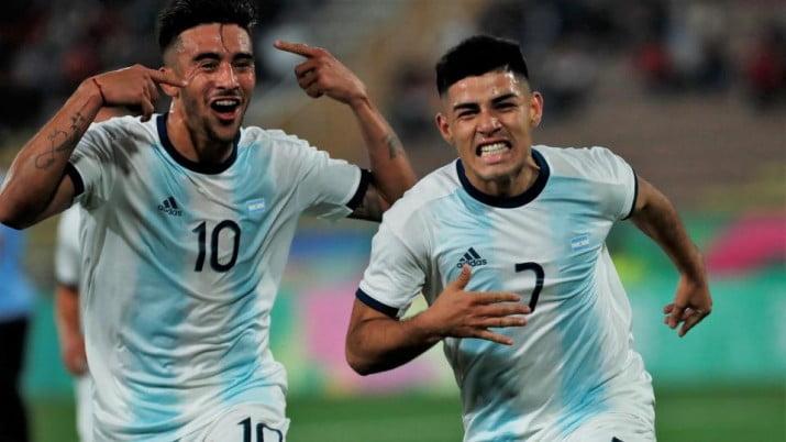 El fútbol argentino puede sumar dos oros  en los Panamericanos