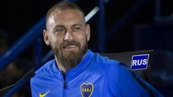 De Rossi será titular en el duelo de Boca por la Copa Argentina