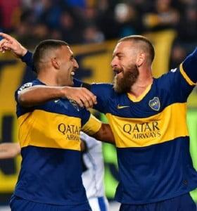 Almagro arruinó el debut del Tano De Rossi: Boca quedó afuera en los penales