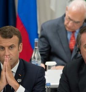Por el Amazonas, Francia pone en duda el acuerdo UE – Mercosur