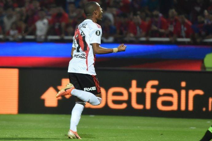 Habrá Superclásico: River empató en Paraguay y clasificó a la semifinal