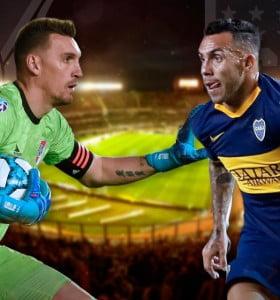 El Superclásico de River vs. Boca por la Superliga: horario, formaciones y TV