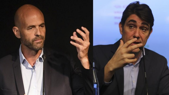 Guillermo Dietrich y Javier Iguacel, imputados por el negociado de los peajes
