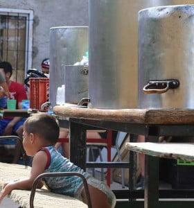 La mitad de los habitantes del Conurbano bonaerense no llega a fin de mes