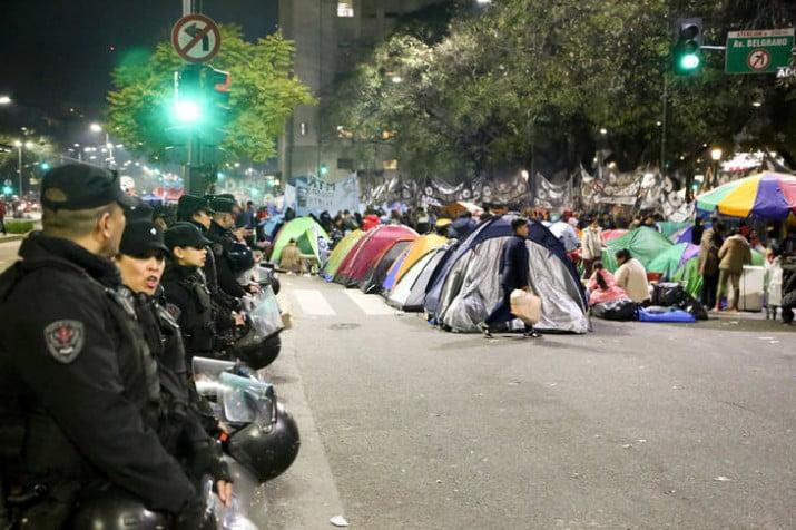 Si no hay diálogo, los movimientos sociales vuelven a la calle
