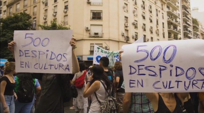 """""""Los Ñoquis"""", el documental sobre los despidos en el Estado"""