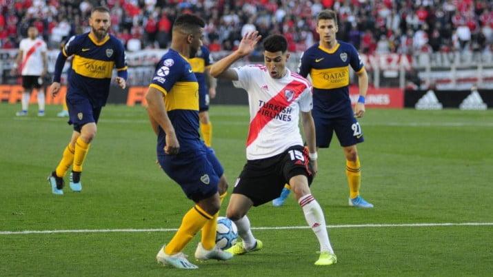River: Palacios no se va; Ponzio y Quintero vuelven