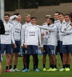 La Selección argentina va con cambios ante Ecuador