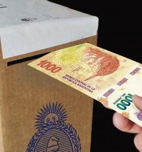 Suspenden la entrega con fines electorales de bonos de 5000 pesos a 114.000 beneficiarios