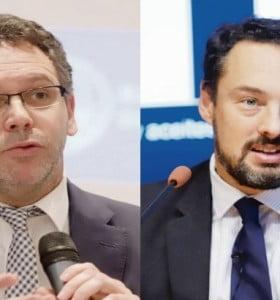 Fernández ya tomó la decisión: Sandleris y Cuccioli no continuarán en sus cargos
