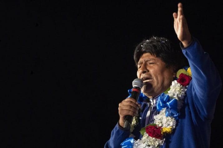 Bolivia: los medios opositores agitan el fantasma del fraude