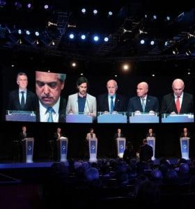 El segundo debate presidencial minuto a minuto