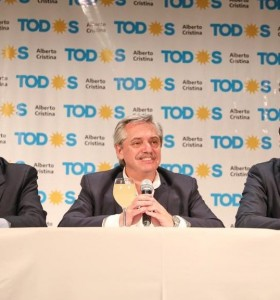 Alberto Fernández le pidió responsabilidad a Macri si se confirma su derrota