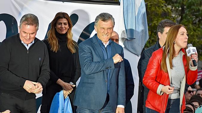 """Macri pidió que octubre sea """"la elección con mayor participación desde 1983"""""""