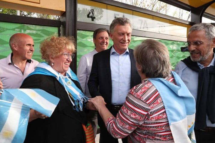 Macri más triunfalista que nunca