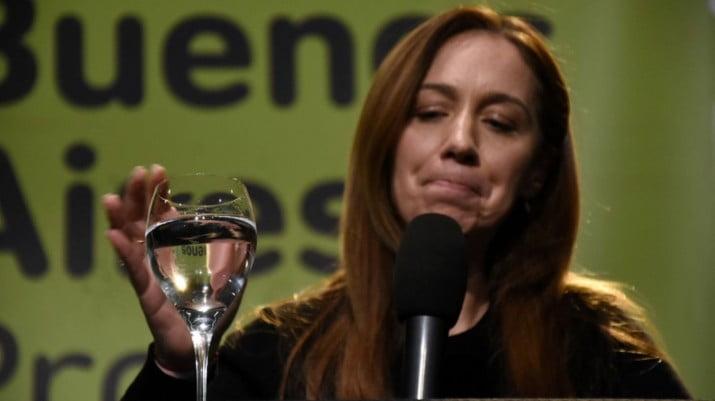 """Estatales bonaerenses, en """"asamblea permanente"""" reclaman a Vidal"""