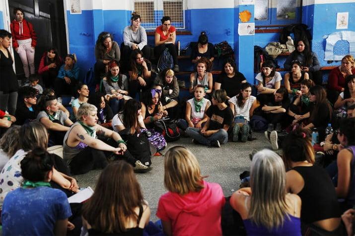 Qué tenés que saber para participar del 34 Encuentro Plurinacional de Mujeres