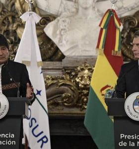 """Para el gobierno de Macri, el golpe en Bolivia es un """"periodo de transición abierto por las vías institucionales"""""""