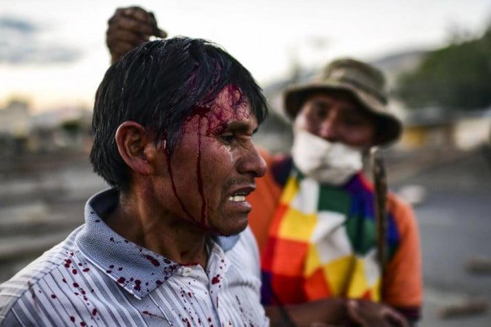 Dura condena de la CIDH al gobierno golpista de Bolivia