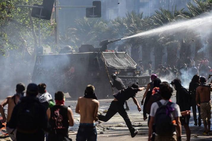 Chiles: graves violaciones a los Derechos Humanos por parte de Carabineros