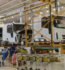 Iveco suspende la producción de camiones en Córdoba