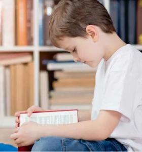La mitad de los niños y niñas no tiene acceso a libros en sus casas