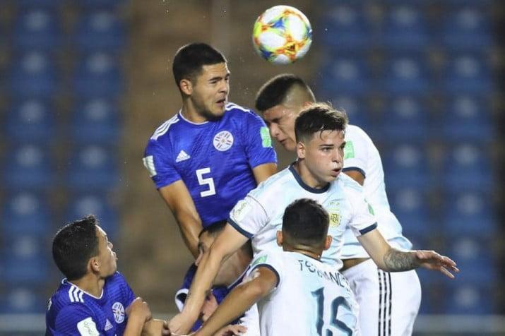 Mundial Sub 17: Argentina quedó eliminada ante Paraguay