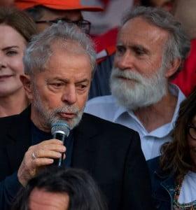 """Lula, en libertad: """"Intentaron matar una idea, pero una idea no desaparece"""""""