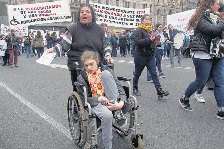La deuda de las pensiones por discapacidad bajo la lupa de la Justicia