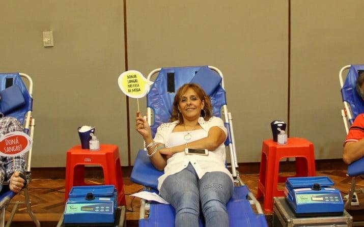 En la Provincia, hay una transfusión de sangre cada 4 minutos