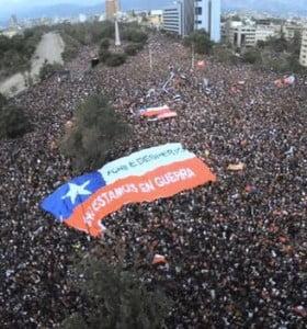 Chile: el peso se hunde y la economía sufre por el estallido social
