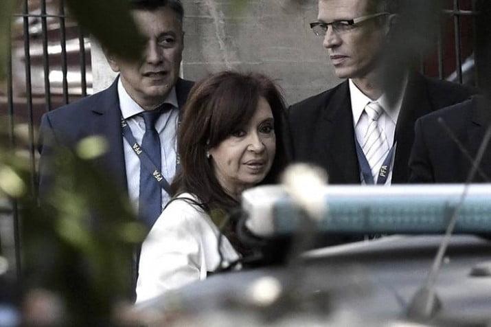 CFK decidió dar una clase práctica sobre lawfare